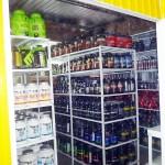 Estoque e armazenamento de produtos em box self storage em curitiba - Megaself