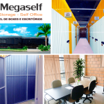 campanha da megaself - self storage e coworking. banner para o facebook