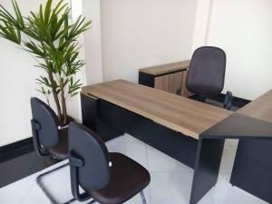 Salas mobiliadas