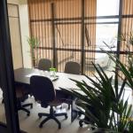 Sala de reunião para alugar em Coworking em Curitiba próximo a Cic, Barigui e Ecoville
