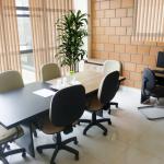 Sala de reunião para alugar em coworking em curitiba