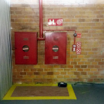 Modernos sistemas de combate de incêndio