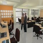 Escritórios virtuais e estações de trabalhos prontas para uso de imediato