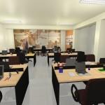 Estações d etrabalho e Mesas de escrtório para alugar em Curitiba na Megaself