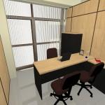 Escritório de Trabalho para alugar na Megaself em Curitiba