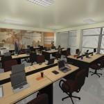 Alugue uma estação de trabalho no Coworking da Megself em Curitiba