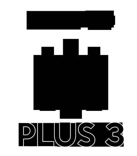 Plus-3